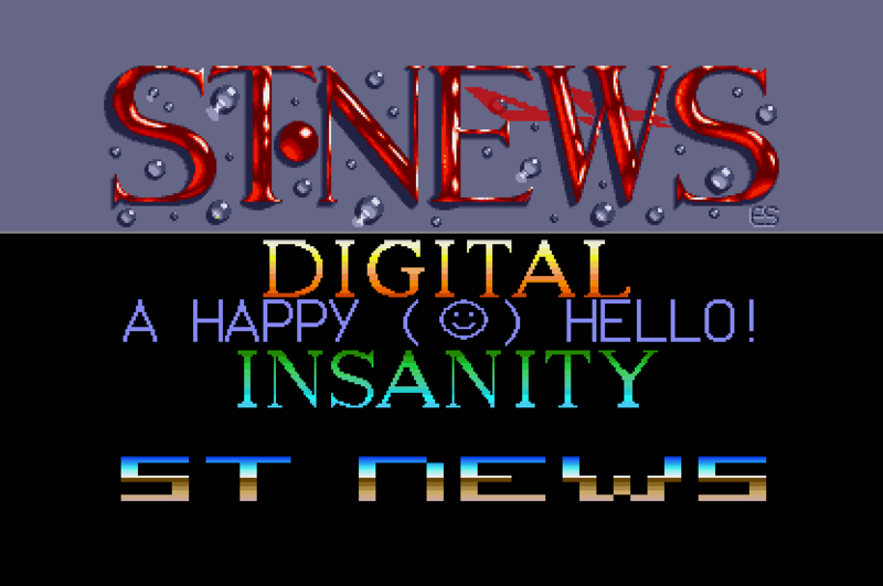 ST NEWS Volume 4 Issue 4 by Digital Insanity