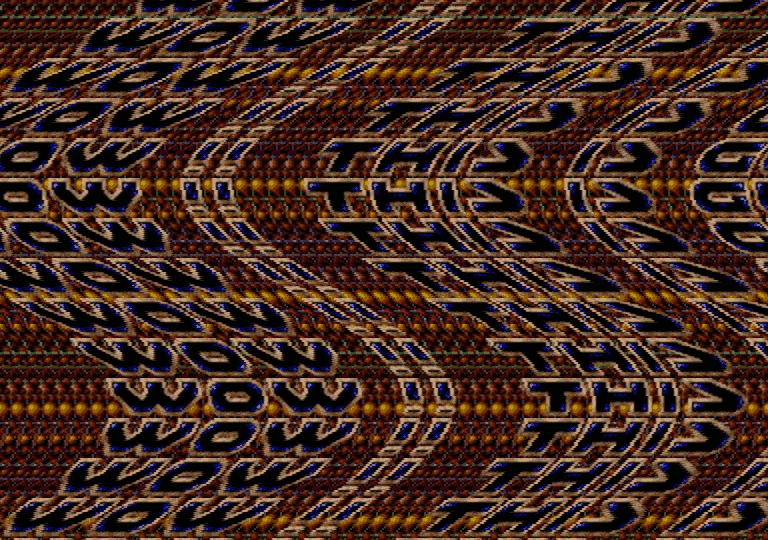 ULM Parallax Distorter