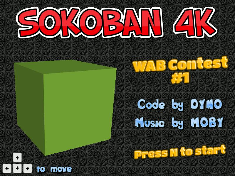 WAB Contest #1 – Screen 3